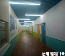 幼儿园专用门