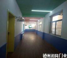 医院钢质门