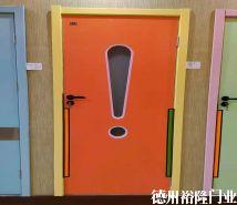 幼儿园防夹手专用门